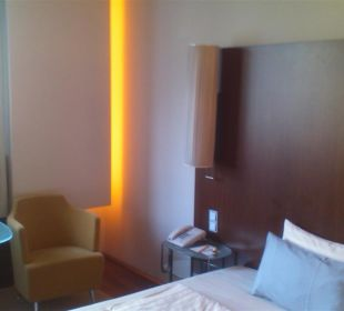 Ausstattung Schlafbereich Hotel The Penz