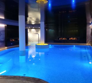 Hallenbad Luxury DolceVita Resort Preidlhof
