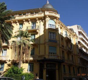 Hotel Gounod Außenansicht Hotel Gounod Nice