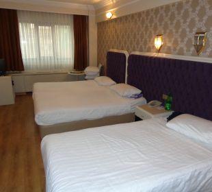 Schlicht und einfach Hotel Grand Anka