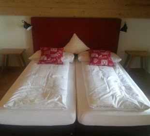 Alpenchic und sehr bequem Hotel Berghaus Bort