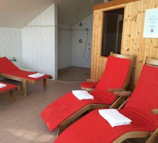 Sauna Steigenberger Hotel Thüringer Hof