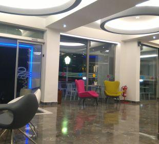Lobby  Smartline Semiramis City Hotel