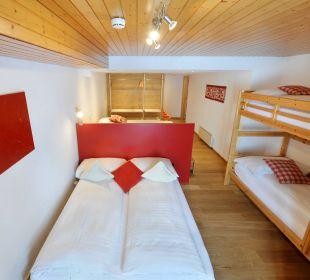 Familienzimmer Hotel Berghaus Bort