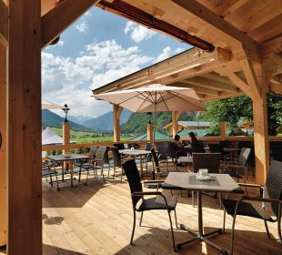 Terrasse Natur & Aktiv Resort Ötztal (Nature Resort)