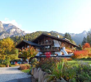 Oktober 2013 Naturpark Hotel Stefaner