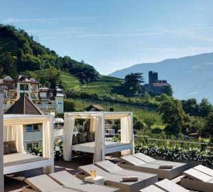 Panorama-Sonnendeck DolceVita Hotel Preidlhof