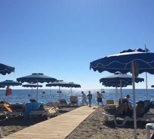 Strand Lindos Princess Beach Hotel