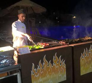 Abendbuffet Grillstation TUI MAGIC LIFE Penelope Beach