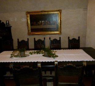 Abendmahl Edelweiss Grossarl - Der Stern in den Alpen