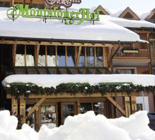 Eintauchen Hotel Montafoner Hof