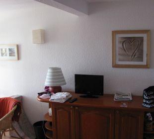 App. 123, Wohnbereich  Hotel Villa Granitz