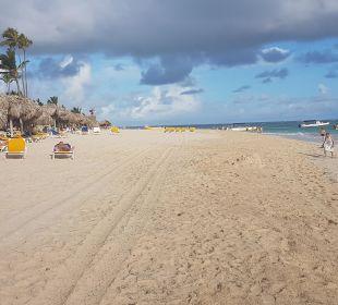 Wunderschöner Strand  Iberostar Bávaro Suites