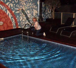 Pool am Dach Hotel Ciutat de Barcelona