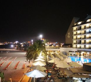 Hotel abends Hotel Dunas Don Gregory