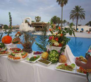 Vorspeisen Royal Lido Resort & Spa