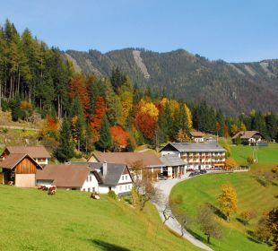 Indian summer im Bodental @ Berggasthof Lausegger BergPension Lausegger