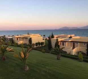 Blick vom Balkon Hotel Horizon Beach Resort
