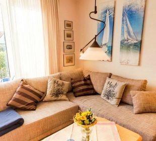 Couchgarnitur in Wohnung 2 Haus Mühlentrift