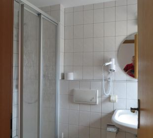 Sanitärtrakt Hotel-Pension Keller