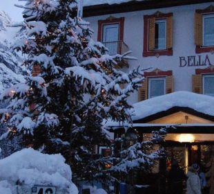 Weihnachten 2010 Hotel Bella Vista