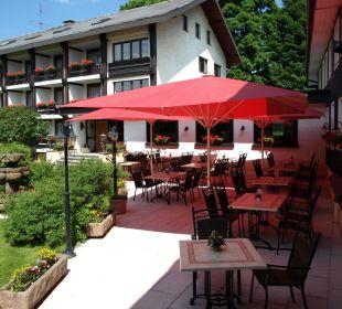 Gartenterrasse Hotel Ochsen