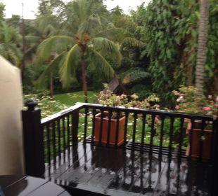 Regen-trotzdem schön Anantara Bophut Resort & Spa