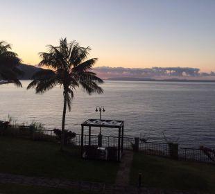 Sonnenaufgang  Hotel The Cliff Bay (PortoBay)