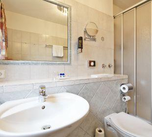 Badezimmer Einzelzimmer Hotel Ochsen
