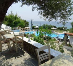 Sitzplätze im Restaurant Acrotel Elea Village
