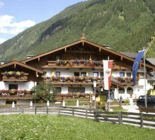 Krößbacherhof im Sommer Hotel Garni Krößbacherhof