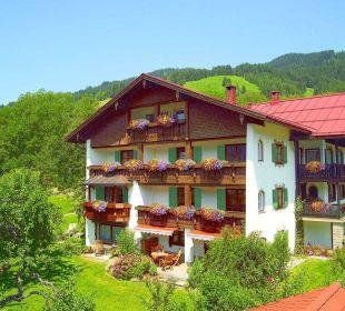 Sommerbild Gästehaus Wineberger