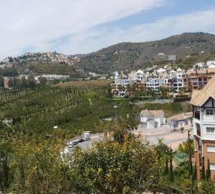Ausblick vom Zimmer 273 Playacalida Spa Hotel