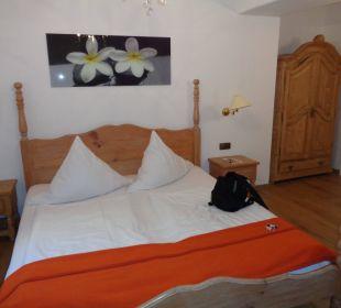 Gemütliches Bett Hotel The Medusa