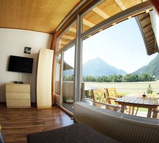 Top 1 ausblick von der Couch Apartments Bauernhof Dismasn Hof