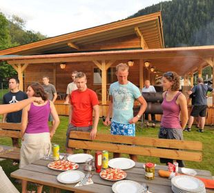 Grillen Feelfree Adventure Camp feel free Adventure Camp