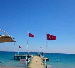 Fast immer blauer Himmel Kilikya Palace Göynük