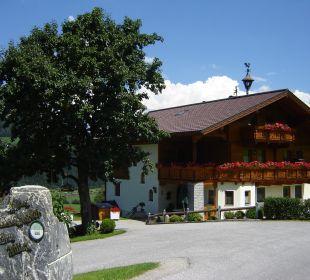 Außenansicht Bauernhof Weidinghof