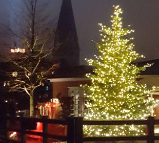 Weg zum Wellness Bereich & Spa Romantik Hotel Bergström