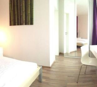 Einzelzimmer Kategorie C Hotel Waldhorn Stuttgart