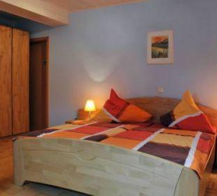 Schlafzimmer Ferienwohnung Eulennest Ferienhof Eulennest