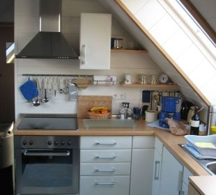 Einbauküche Haus Mühlentrift