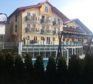Außenansicht vom Hotel  Landhotel Stemp