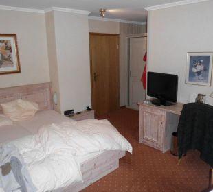 Unser Hotelzimmer Hotel Engemann Kurve