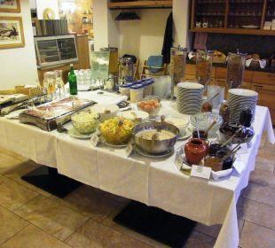 Frühstücksbuffet Hotel Sonne