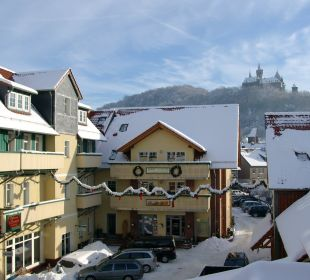 Hotel im Winter Apart Hotel Wernigerode