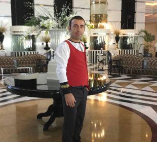 Danke Korkmaz Aydogan  Hotel Delphin Imperial