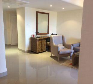 Zimmer Hotel Safira Palms