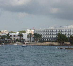 Wasserfront Hotel Simbad