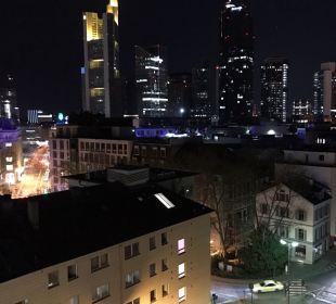 Ausblick Hilton Frankfurt City Centre